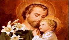 Nguyện cầu thánh Giuse thương che chở Hội Thánh