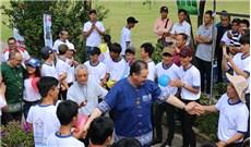 Cha bề trên cả dòng Don Bosco với giới trẻ Đà Lạt