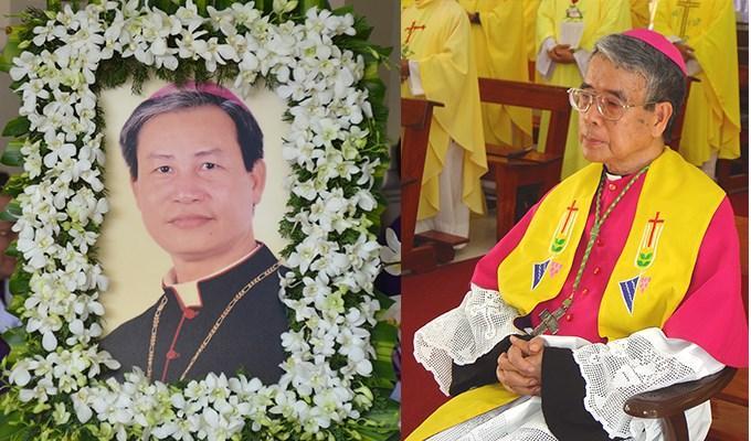 Tâm Tình Của Người Cha Thiêng Liêng  Với Đức Cha Giuse Vũ Duy Thống