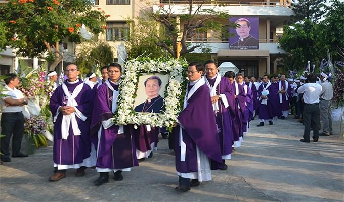 Vĩnh biệt  Đức Giám mục Giuse Vũ Duy Thống