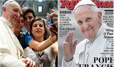 """Rolling Stone : Đức Giáo Hoàng của """"thế hệ selfie"""""""