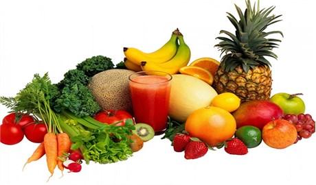 Muốn sống lâu hãy ăn nhiều trái cây, rau quả