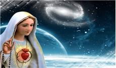 Sống với những ủi an của Mẹ Maria