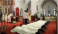 Phong chức phó tế ở các giáo phận