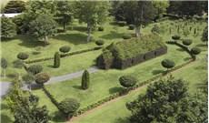Nhà thờ cây xanh  ở New Zealand
