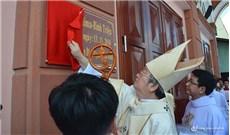 Lễ cung hiến thánh đường Fatima Bình Triệu