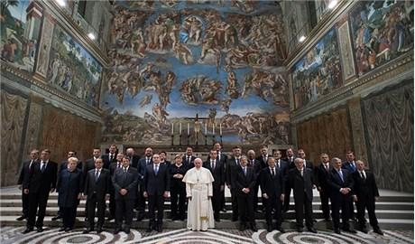 Thông điệp hy vọng gởi đến các lãnh đạo Châu Âu