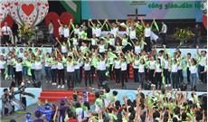 VIDEO CLIP KHAI MẠC ĐẠI HỘI GIỚI TRẺ MÙA CHAY 2017