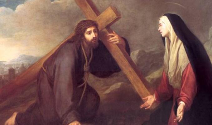 Tìm bước theo Chúa Giêsu lên đồi Golgotha