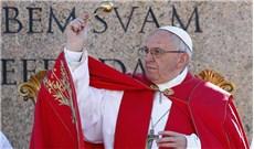 Tuần Thánh  của Ðức Giáo Hoàng