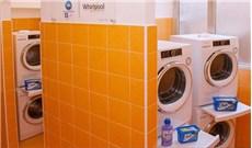 Nhà giặt ủi ĐTC Phanxicô