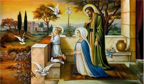Gương sống đạo  trong gia đình