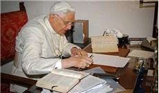 Nhớ về đức giáo hoàng bênêđictô xvi