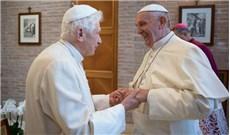Ở tuổi 90, Ðức Bênêđictô XVI vẫn giữ vững niềm hoan hỉ với đức tin