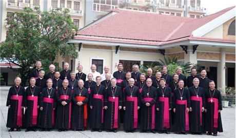 Hội nghị thường niên kỳ I/2017 của Hội đồng Giám mục Việt Nam