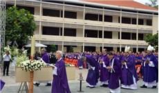 Lễ an táng linh mục