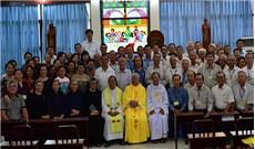 Ủy ban Đoàn kết Công Giáo TP.HCM  giao lưu tại Vũng Tàu