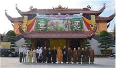 Chúc mừng lễ Phật Ðản 2O17