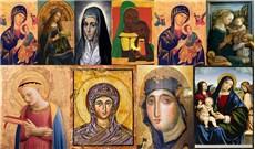 16 tuyệt tác về Đức Mẹ trong nghệ thuật