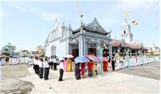 Thánh lễ tạ ơn 100 năm xây dựng nhà thờ giáo xứ Văn Lý