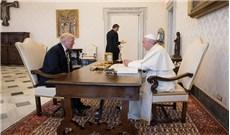 """""""Cánh cửa hé mở"""" và thông điệp Ðức Phanxicô gởi Tổng thống Mỹ"""