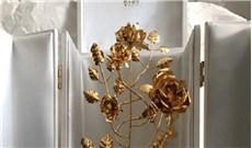 Bông hồng vàng Ðức Phanxicô dâng lên Mẹ Fatima