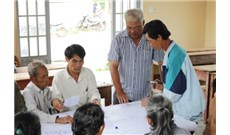 Tập huấn viết tiểu dự án cho người khuyết tật