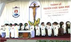 Trực tiếp thánh lễ tấn phong Đức Giám mục Phó GP Đà Lạt Đaminh Nguyễn Văn Mạnh