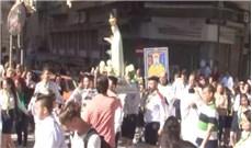 Thành phố Aleppo - Syria được thánh hiến cho Mẹ Fatima