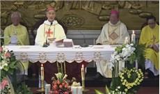 Thánh lễ Tạ ơn của Đức tân Giám mục Đaminh Nguyễn Văn Mạnh