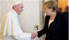 Đức Giáo hoàng Phanxicô tiếp Thủ tướng Đức Angela Merkel