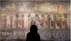 """Phiên bản  """"nhà nguyện  Sistine""""  thời đầu Trung Cổ"""