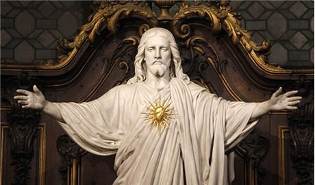 """""""Trái tim Đức Chúa Giêsu Là kho mọi sự khôn ngoan thông thái"""""""