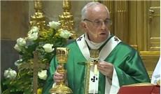 25 năm giám mục của Đức Phanxicô