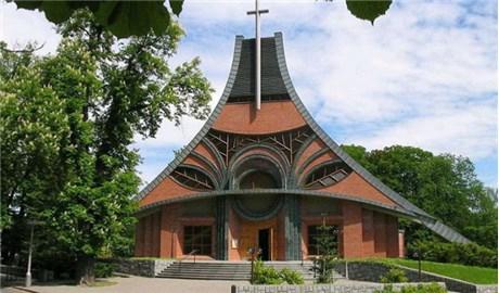 Ba kiểu mẩu kiến trúc nhà thờ trong lịch sử