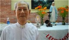 Thời gian vẫn còn in dấu cha Phêrô Nguyễn Công Danh