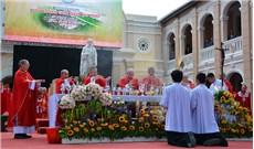 kỷ niệm 400 năm loan báo Tin Mừng tại GP Qui Nhơn