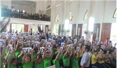 Đại hội giới trẻ giáo hạt Lào Cai lần 8