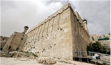 Lăng mộ của các tổ phụ ở Hebron