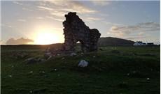 Tìm thấy túp lều của vị thánh mang đạo Kitô đến Scotland