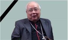 ĐỨC CHA F.X NGUYỄN VĂN SANG, NGUYÊN GIÁM MỤC CHÍNH TÒA GIÁO PHẬN THÁI BÌNH  VỀ VỚI CHÚA