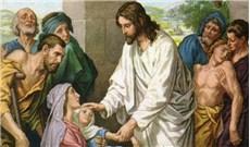 Tha thứ như Chúa là Đấng hằng thứ tha