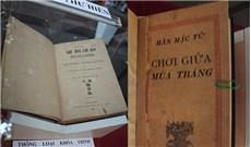 Sách xưa được ưu ái  giữa lòng phố