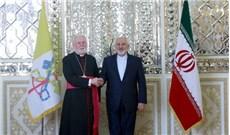 Ngoại trưởng Tòa Thánh thăm Iran