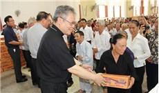 Hội đồng Giám mục Việt Nam cứu trợ nạn nhân bão lụt