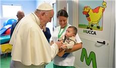 Bất ngờ của Đức Giáo Hoàng