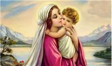 Thánh Maria, Ðức Mẹ Chúa Trời, cầu cho chúng con là kẻ có tội