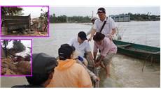 Caritas Qui Nhơn và những đỡ nâng sau bão lụt
