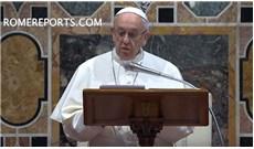 Đức Giáo Hoàng gặp gỡ các đại sứ nhân dịp đầu năm mới