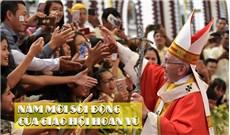Năm mới sôi động của giáo hội hoàn vũ